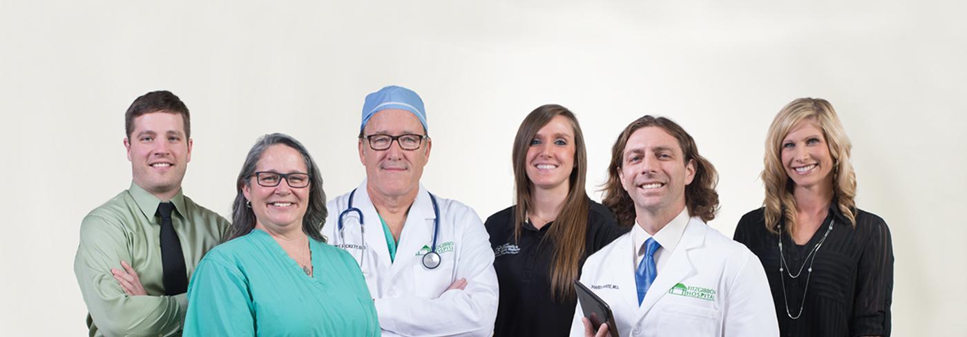 Marshall Orthopedic & Sports Medicine   Fitzgibbon Hospital