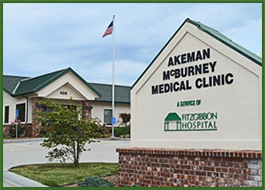 Akeman-McBurney Medical Clinic